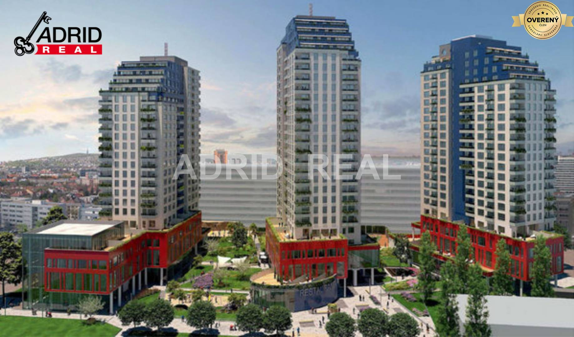 CITY PARK RUZINOV | FOR RENT
