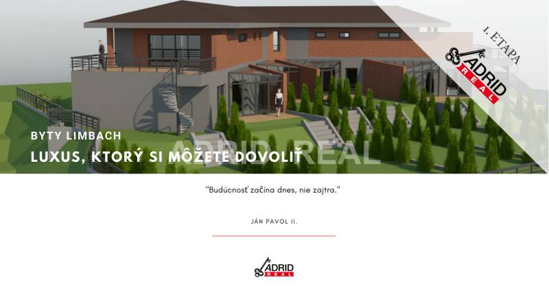 LUXURY FLATS LIMBACH | FOR SALE