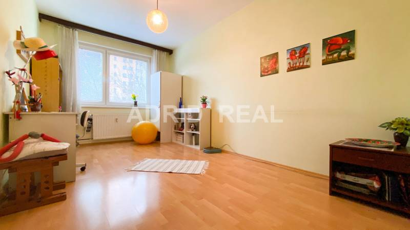 SALE OF A SPACIOUS FOUR-ROOM APARTMENT & SOURCE OF INSPIRATION