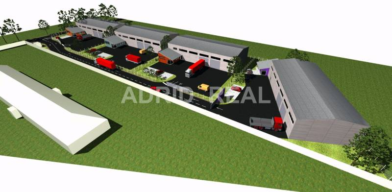 EXCLUSIVE & GENERAL PURPOSE LAND WITH ARCHITECTURAL STUDIES