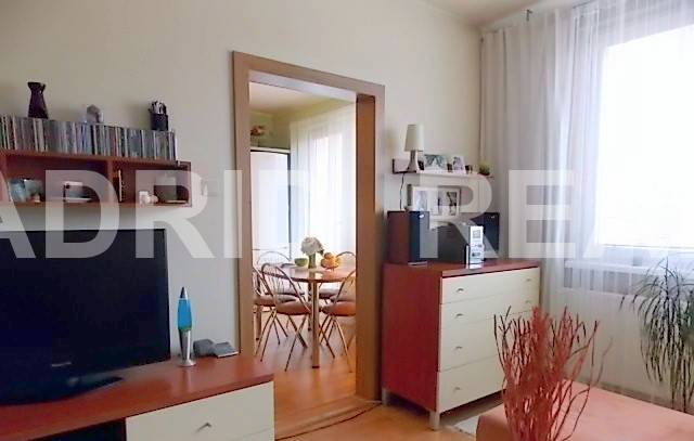 GENEROUS THREE-ROOM APARTMENT COMPLETLY RENOVATED