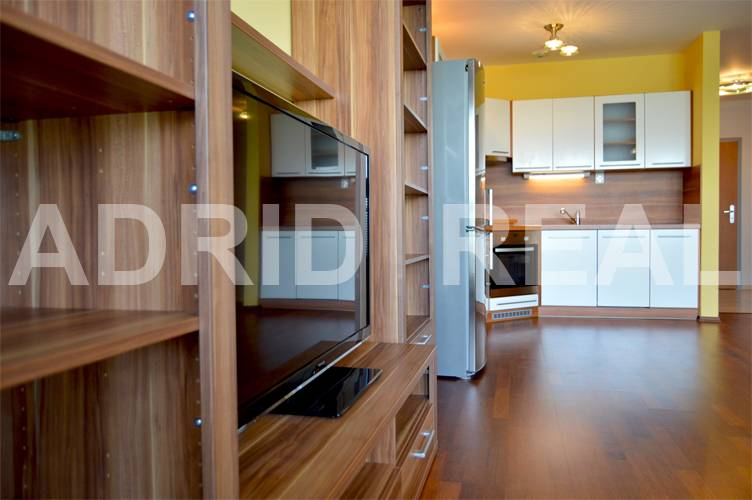 CHARMING TWO-ROOM APARTMENT IN THE NEW BUILDING EDEN PARK FOR SALE