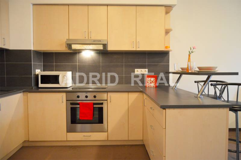 CREATE YOUR HOME IN NEW BULDING DOMINO | TWO-ROOM FLAT FOR RENT